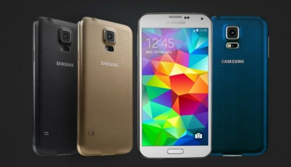 Samsung rolling out Marshmallow update for Galaxy S5