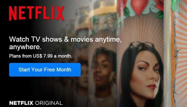 Netflix to possibly start services in India in 2016