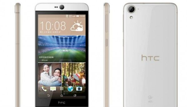 HTC launches Desire 826 Dual-SIM for Rs. 26,990