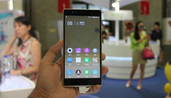 Gionee E8 launched in India at Rs. 34,999