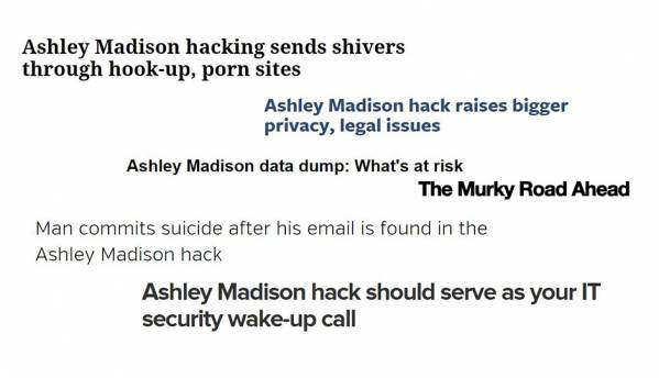Exposing Infidelity: Decoding the Ashley Madison leak