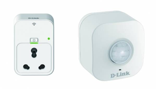 D-Link introduces three new IOT devices in India