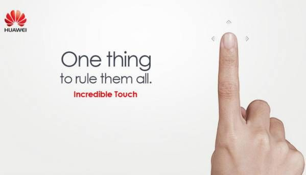 Huawei teases Force Touch-enabled Mate S