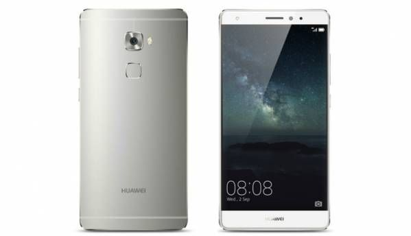 Huawei unveils Mate S with Force Touch technology at IFA 2015