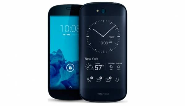Yota partners with ZTE for manufacturing YotaPhone 3