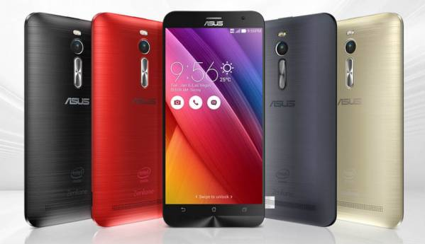 Another variant of the Asus Zenfone 2 launched