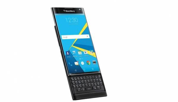 BlackBerry Venice to officially release as BlackBerry Priv?