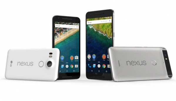 Google launches Nexus 5X and 6P in India, priced Rs. 31,990 onwards
