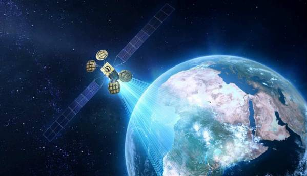 Facebook's AMOS-6 satellite will provide free Internet in Africa