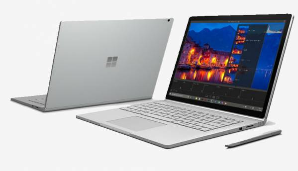 Microsoft Surface Book 2 could arrive next month with regular laptop design