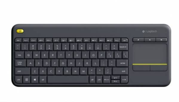 Logitech K400 Plus, wireless touch keyboard announced at Rs. 3695