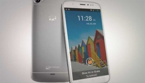 Micromax Canvas Doodle 2 available online for Rs. 19,990