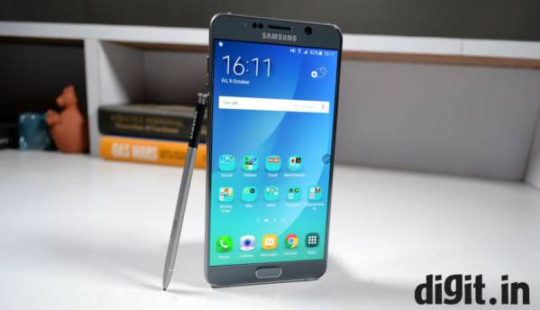 Samsung Galaxy Note 6 might have 6GB of RAM and a 5.8-inch display