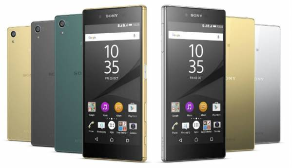 Sony Xperia Z5, Z5 Premium launched for Rs. 52,990 and Rs. 62,990