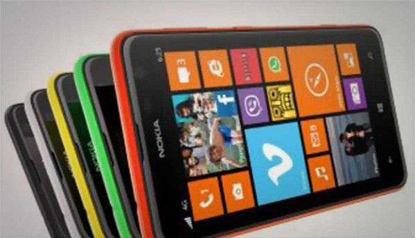 Nokia Lumia 625 up for pre-order via Snapdeal
