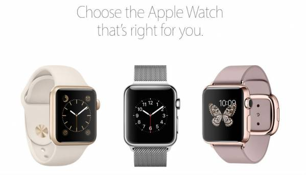 Prices for the Apple Watch in India may start at Rs. 30,900