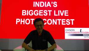 Interview: Andrew Koh talks about the Canon Photomarathon and Canon's presence in India