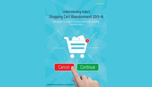 Your abandoned shopping cart is costing e-commerce players $10bn yearly