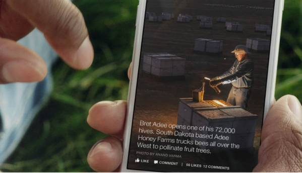 Facebook starts 'Instant Articles' service in India