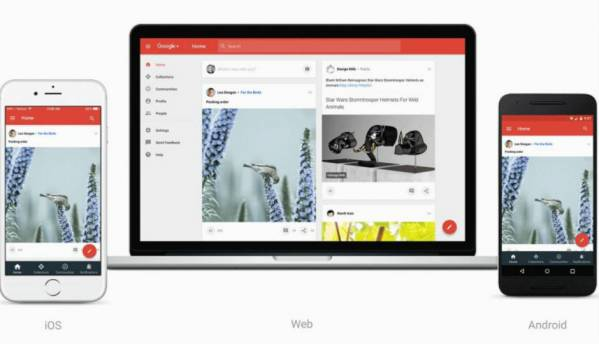 Google+ gets a major overhaul, focuses on Communities & Collections
