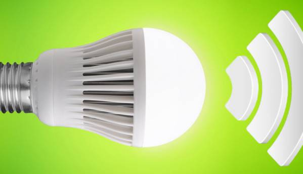 Your LED bulbs may soon replace your WiFi routers