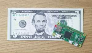 Now get a taste of Raspberry Pi for just $5