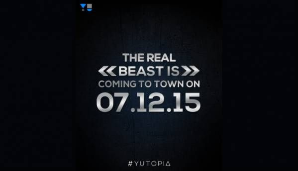 Yu Yutopia with 4GB RAM to launch on December 7