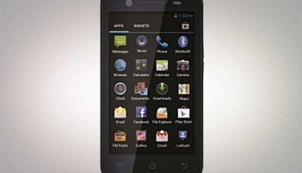 iBall launches Andi 4Di, a dual-SIM Android ICS smartphone for Rs. 5,995