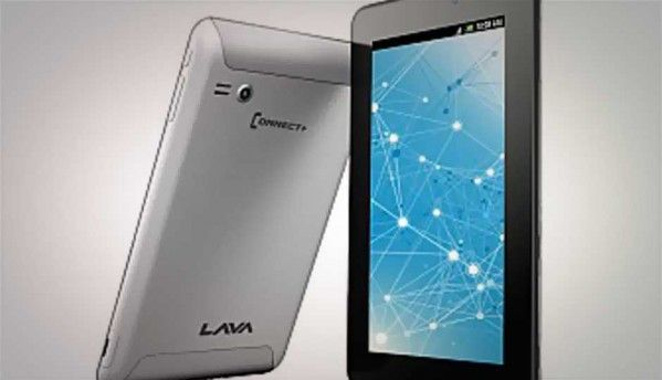 Lava E-Tab 7ZC+ voice-calling 3G tablet gets listed online at Rs. 8,499