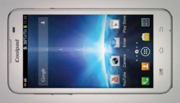 Spice Coolpad 2 Mi 496 quad-core Jelly Bean smartphone available for Rs. 9,499