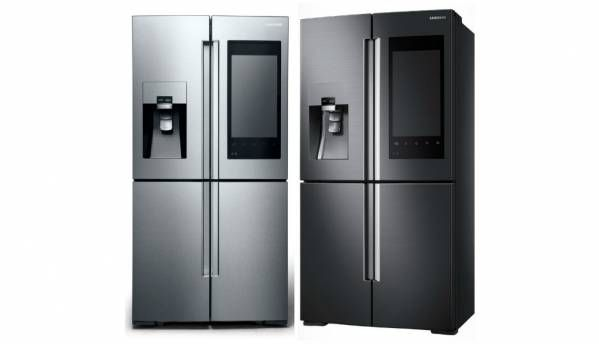 CES 2016: Samsung unveils Family Hub fridge with 21.5 inch display