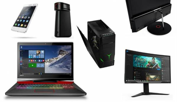 CES 2016: Lenovo announces X1 tablet, Y900 laptop and more