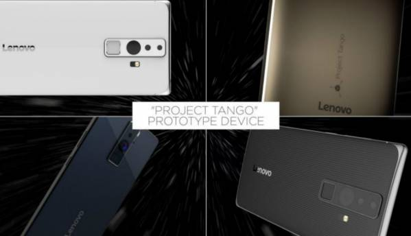 Lenovo PHAB2 Pro may be first phone under Google's Project Tango