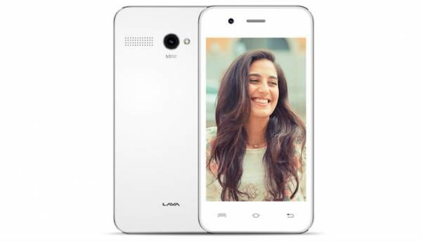 Lava launches Iris Atom at Rs. 4,249