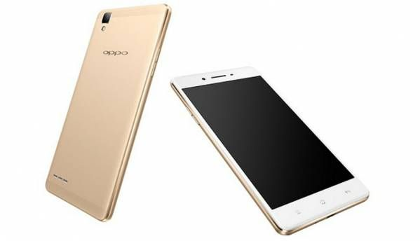 Selfie-centric Oppo F1 launched at Rs. 15,900