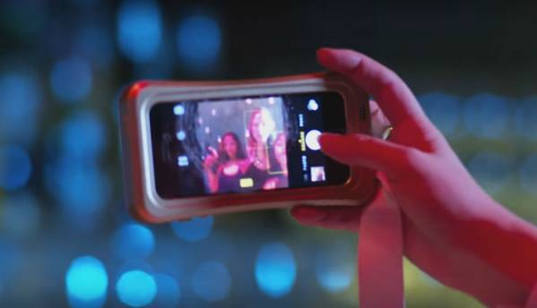 Had a drunk iPhone mishap? Maybe you can laugh about it