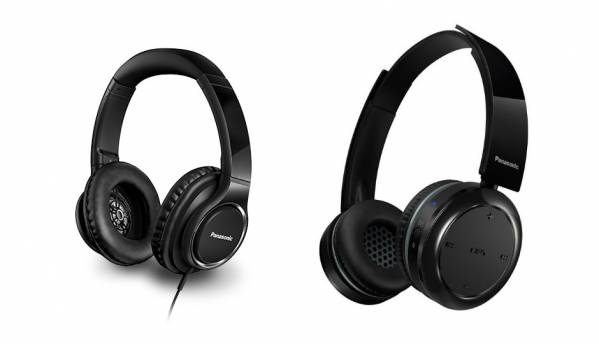 Panasonic launches two new High-res bluetooth headphones