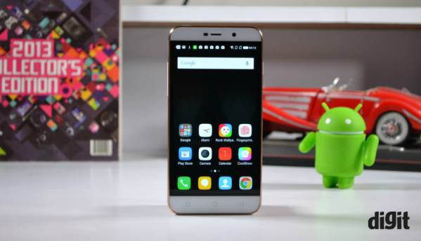 Coolpad Note 3 Lite: Performance and Camera outlook