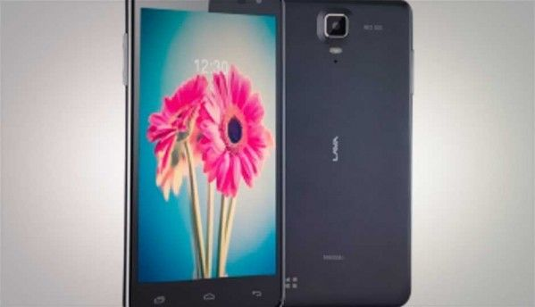 Lava Iris 504q launched at Rs. 13,499 with quad-core CPU and gesture control