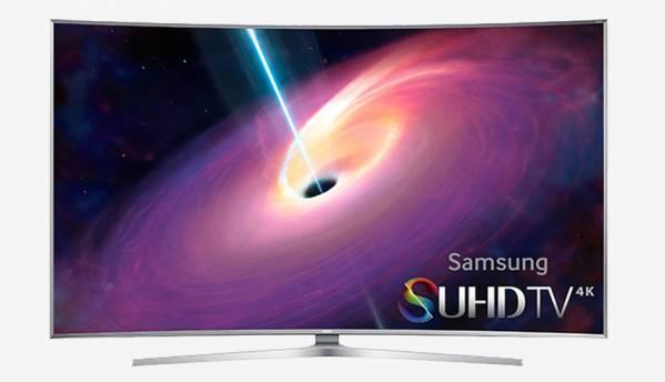 Samsung 65-inch SUHD TV