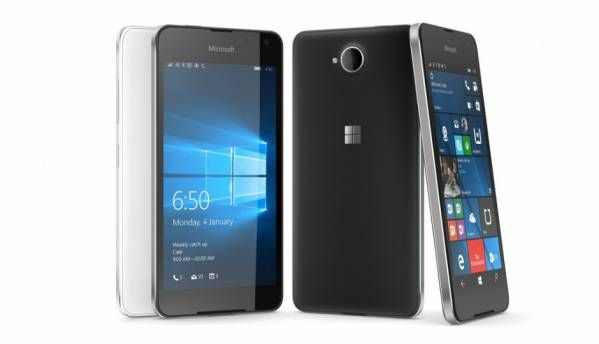 Microsoft Lumia 650 officially unveiled