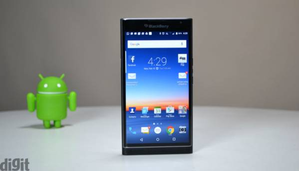 BlackBerry Priv facing global sales slump, with BB users disliking Android OS