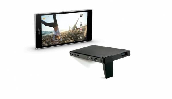 Sony MP-CL1 portable mobile projector launched, priced at Rs. 26,990