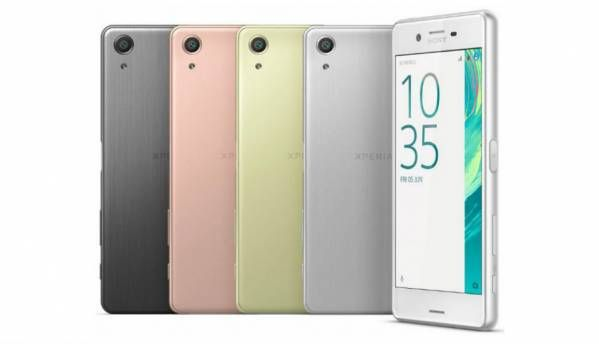 Sony announces Xperia X, XA and Xperia smart accessories at MWC 2016