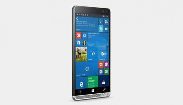 HP Elite x3 with Windows 10 unveiled at MWC 2016