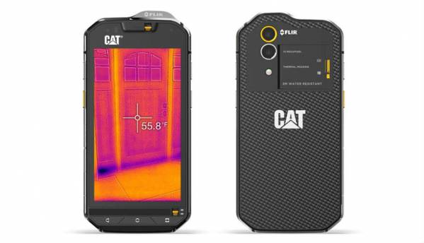 Cat S60 smartphone with integrated thermal camera launched in India at Rs. 64,999