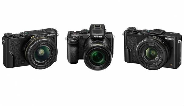 Nikon's new advanced compacts can shoot 4K and have hybrid focussing