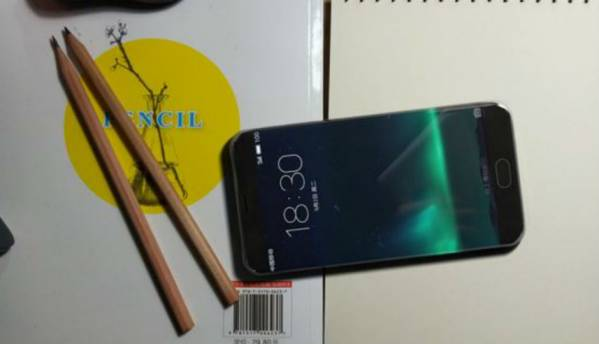 Meizu MX6 leaked renders suggest curved edge 3D Touch display