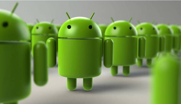 Android Marshmallow running on 2.3% of all devices