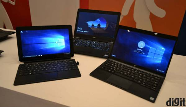 Dell Latitude 7370 and 7275: In Pictures